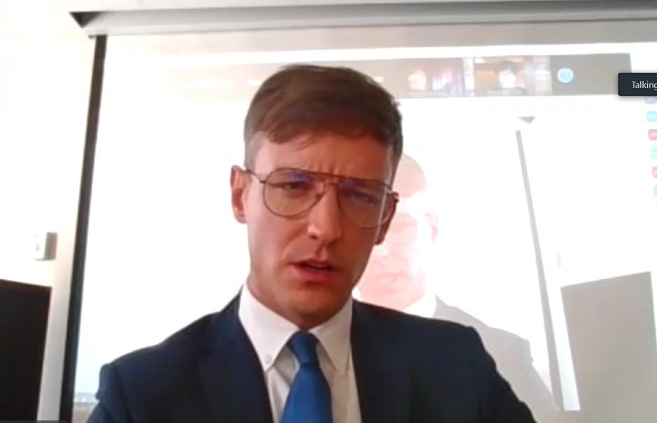Aleksander Bomberski, debata on-line PODR Szepietowo