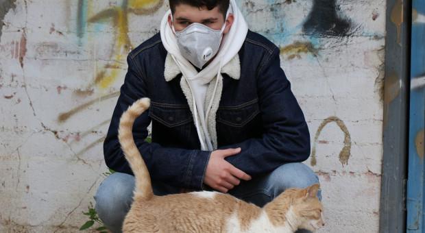 Włochy. Pierwszy w kraju przypadek zakażenia brytyjskim wariantem u kota