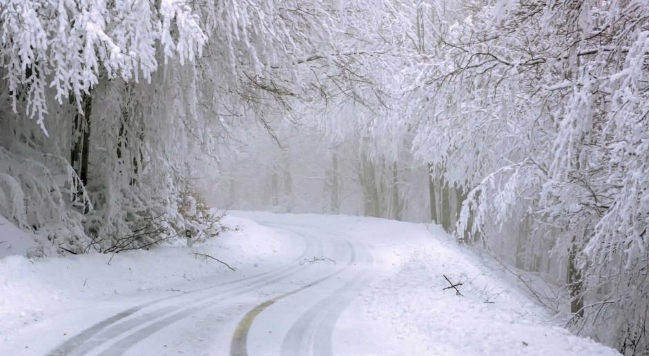 W piątek opady śniegu