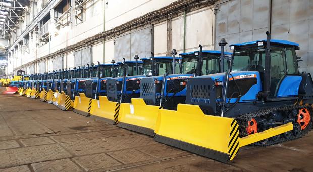 Sto ciągników za ponad 8,3 mln złotych na raz!