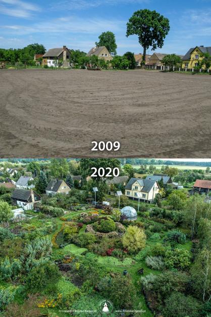 Anielskie Ogrody 2009-2020