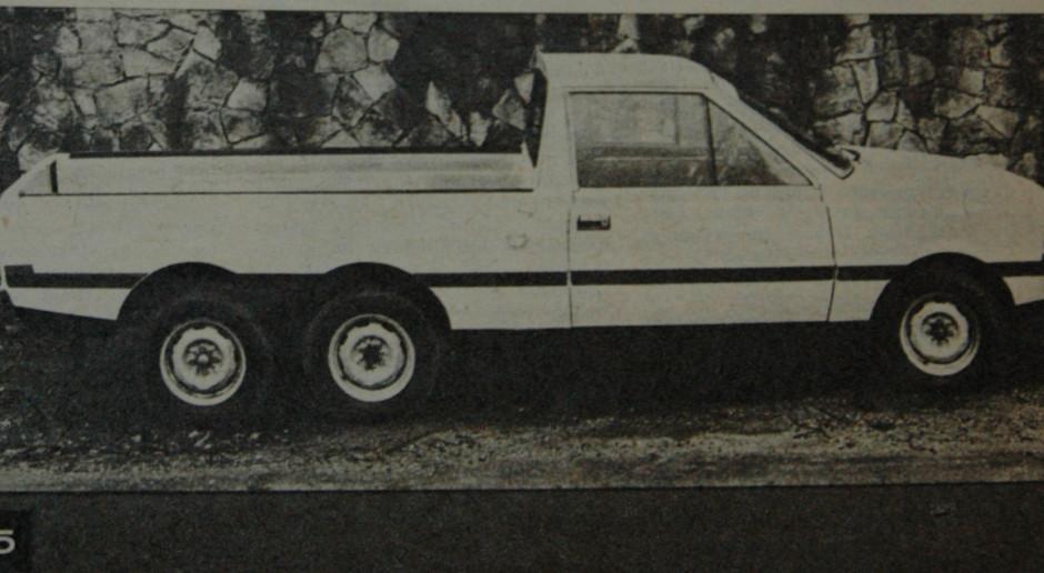Z archiwum Farmera: Jakie auto dla rolnika?