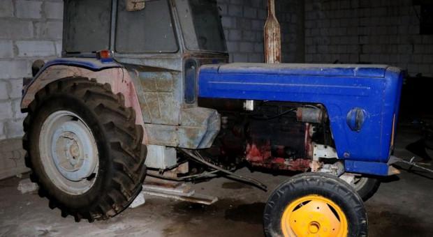 Policjanci zatrzymali złodziei traktorów