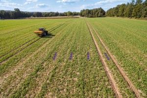 Co sądzą rolnicy o nawozach iopryskach precyzyjnie dawkowanych?