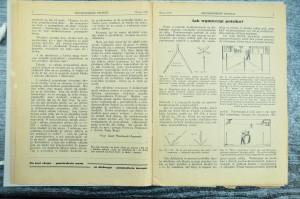 Praktyczna porada z 1931 r., jak wymierzyć pole, podbudowana teorią i nauką