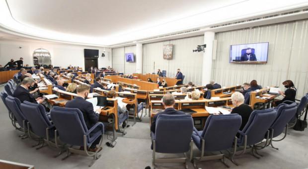 Senat za poprawką niekorzystną dla organizacji ekologicznych. KO przeprasza: To pomyłka