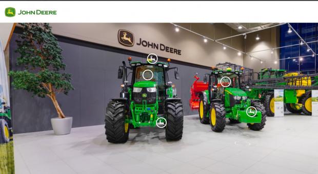 Wirtualne salony sprzedaży maszyn rolniczych