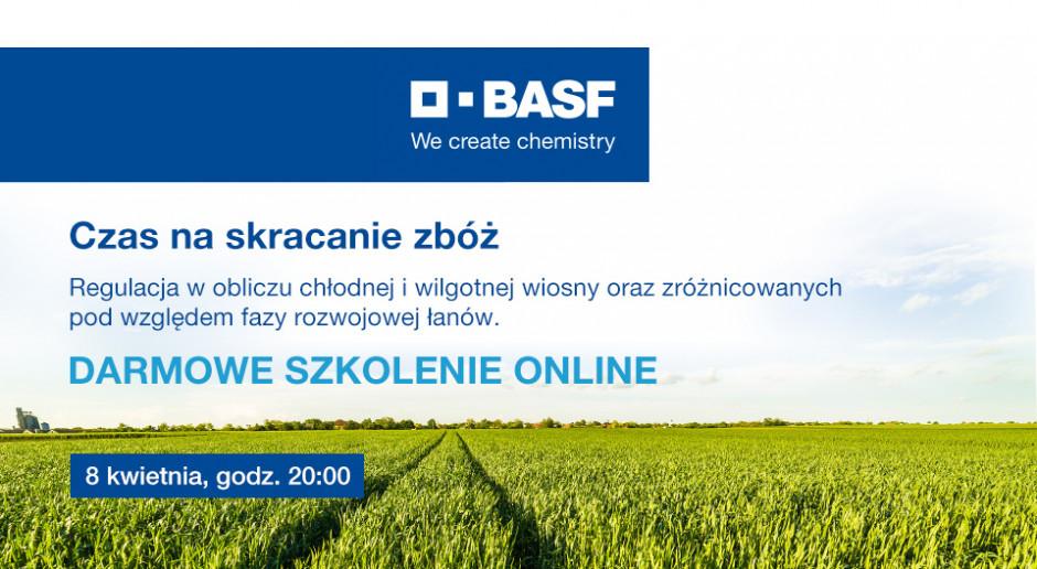 Czas na skracanie zbóż - bezpłatne szkolenie online