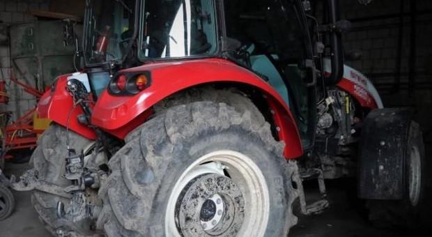Ukradli ciągnik – zostali zatrzymani