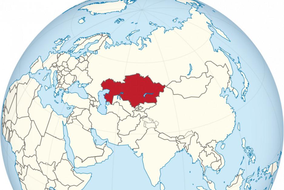 Kazachstan zajmuje 9 miejsce na świecie pod względem obszaru. fot. Wipedia