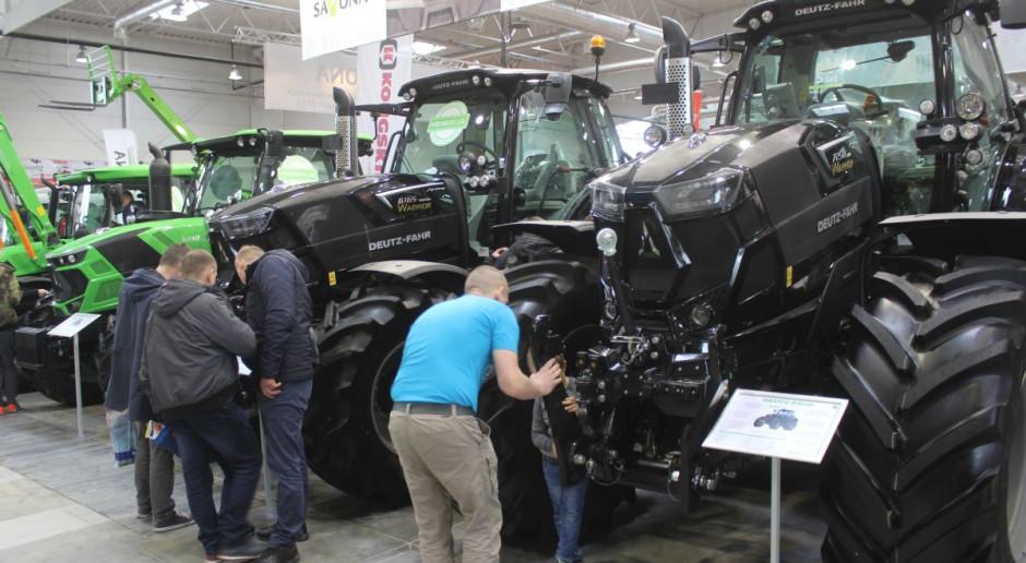Duży wzrost sprzedaży nowych ciągników