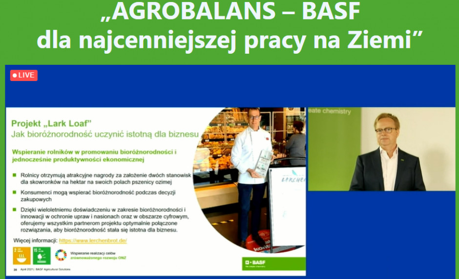 Źródło: konferencja BASF.