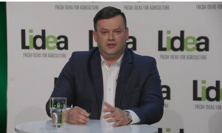 Za rozwój marki Lidea w Polsce będzie odpowiedzialny Damian Kuc.Fot. A. Kobus