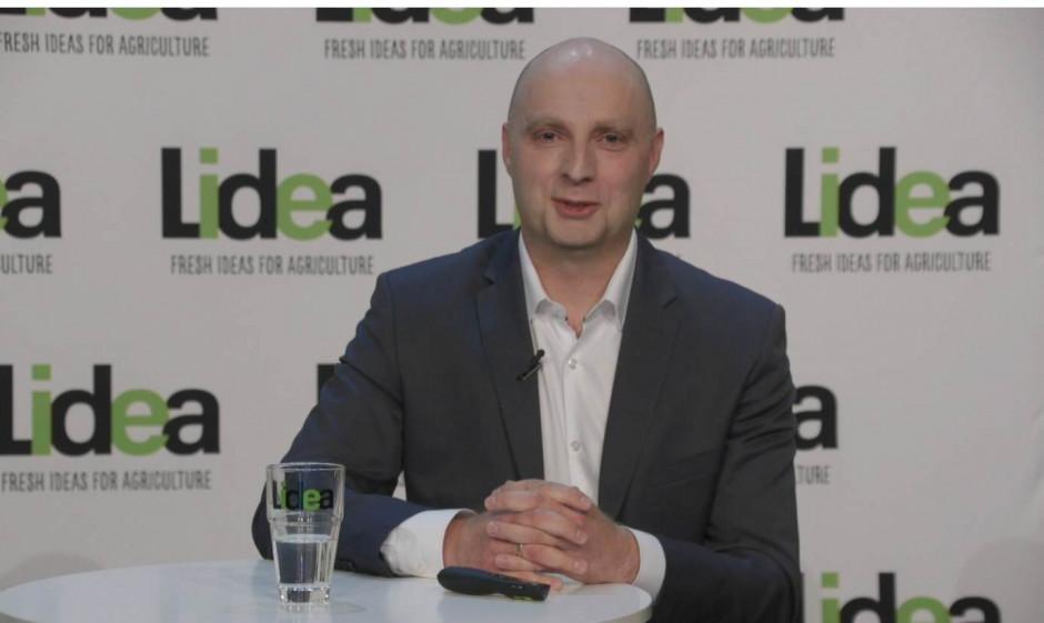 Za rozwój marki Caussade Semences Pro odpowiedzialny będzie Sławomir Markiewicz Fot. A. Kobus.