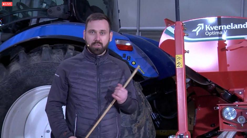 Mateusz Gniatkowski z Działu Doradztwa i Rozwoju Osadkowski S.A.
