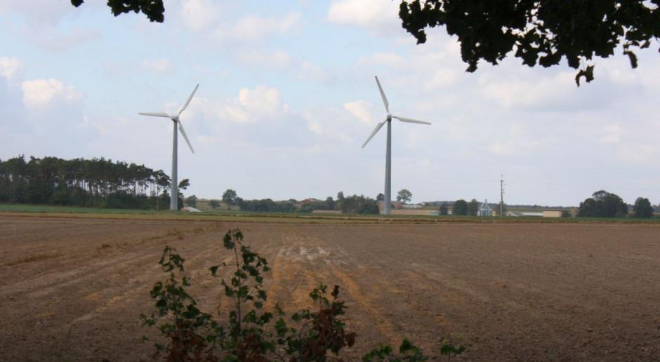 MRPiT: w szczególnych przypadkach to gminy będą decydować o lokalizacji farm wiatrowych