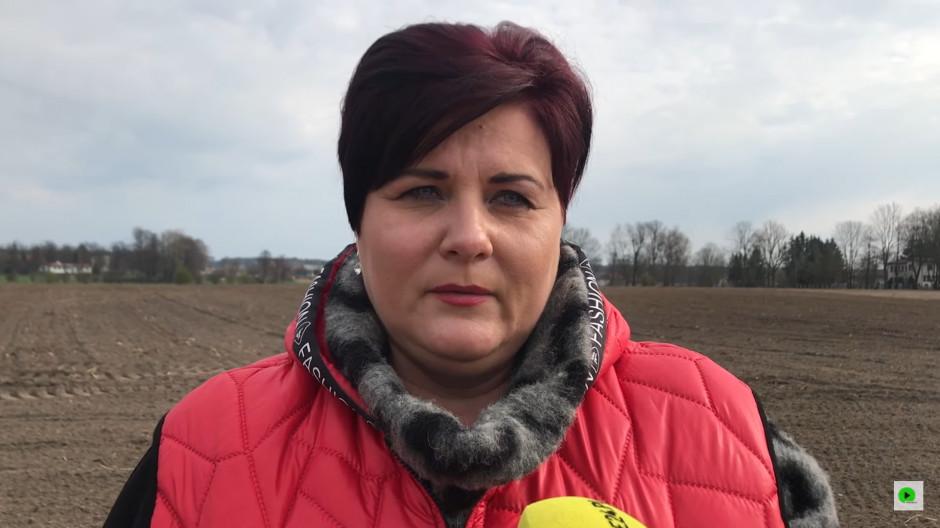 Dr inż. Jolanta Puczel, SDOO Krzyżewo, fot. YT Podlaskie24