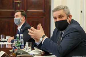 Ardanowski: Rolnictwo ekologiczne tematem wtorkowego posiedzenia prezydenckiej Rada ds. Rolnictwa