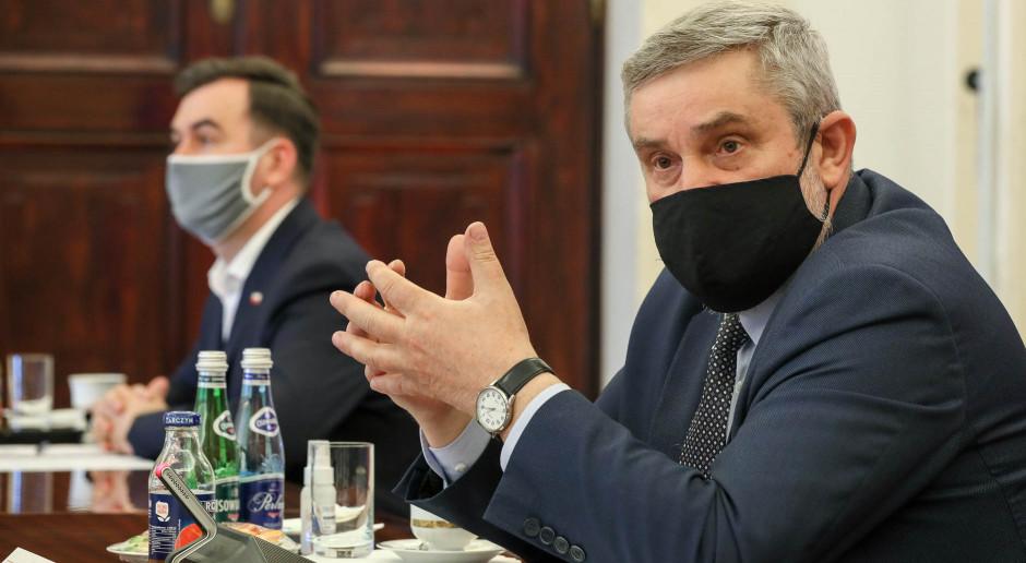 Ardanowski: Prezydencka Rada ds. Rolnictwa zajmie się perspektywami rozwoju rolnictwa ekologicznego
