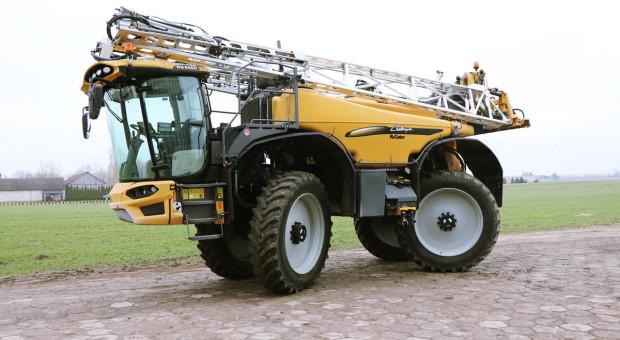 Ostatni sprzedany w Polsce Challenger RoGator RG 645D
