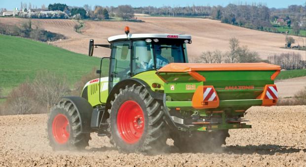 Przedwschodowe nawożenie kukurydzy azotem
