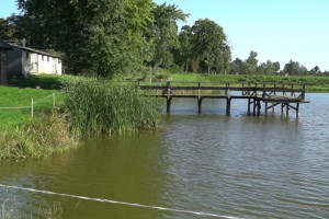 Trwa zarybianie mazurskich jezior
