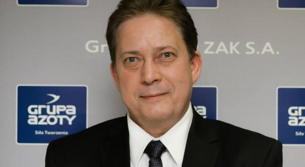 Odwołanie prezesa Grupy Azoty ZAK w Kędzierzynie-Koźlu