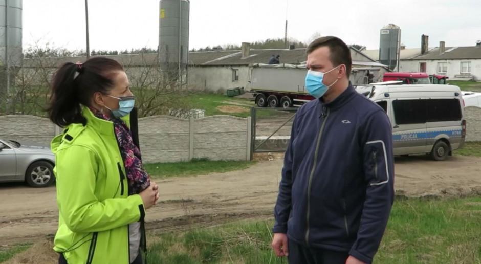Likwidacja ogniska grypy ptaków i ogrom pracy do wykonania