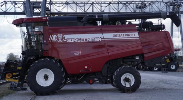 Nowy kombajn zbożowy Gomselmash GS12A1 Profi