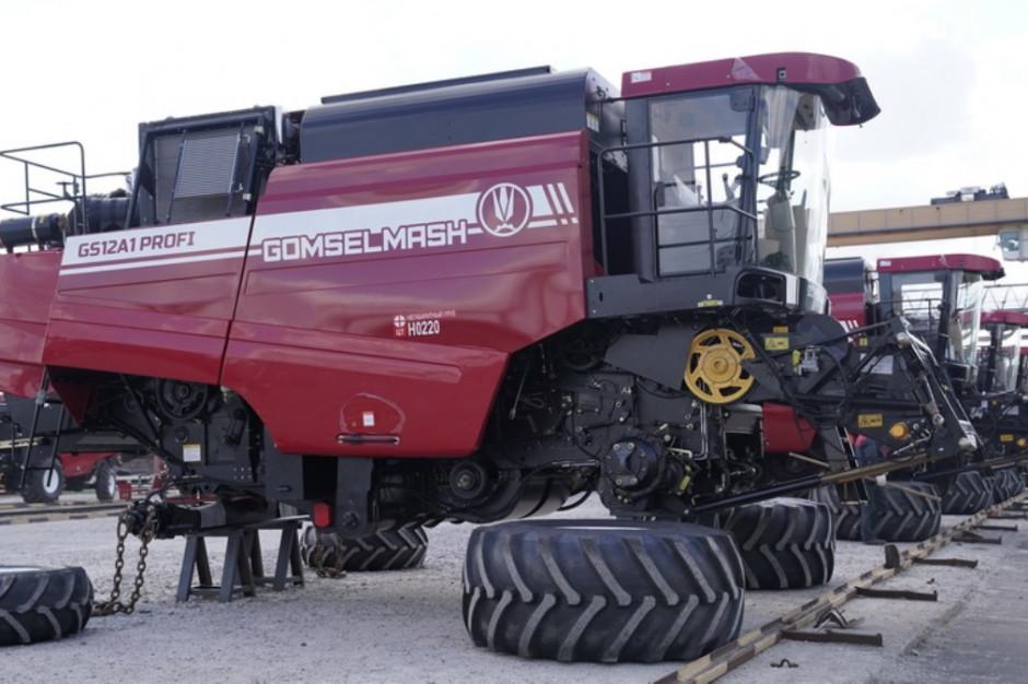 Białoruska firma Gomselmash cały czas rozwija produkcję, fot. mat. prasowe