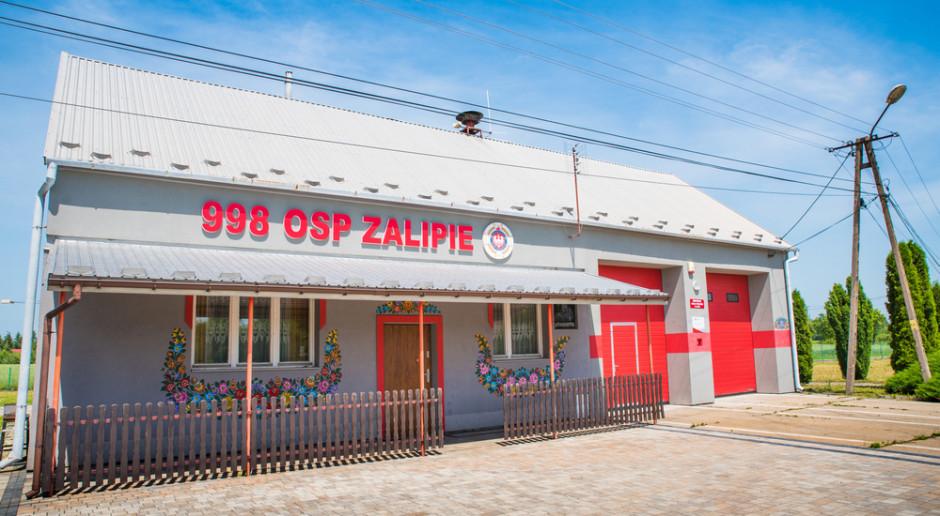 Ponad 1,2 mln zł na remonty strażnic OSP z subregionu radomskiego
