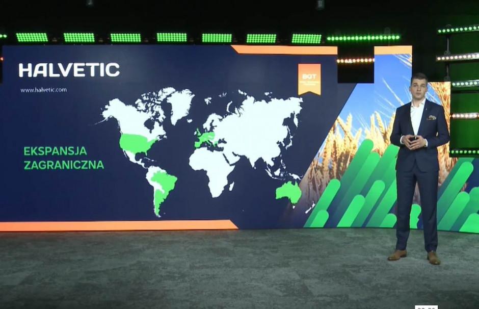 Dla produktu Halvetic, Ciech Sarzyna planuje zagraniczną ekspansję na wielu kontynentach Fot. AK