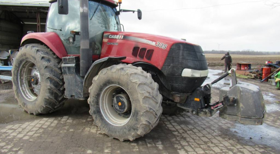 Przegląd ciekawych ofert ciągników z Giełdy Rolnej