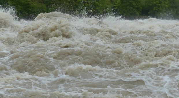 Stany alarmowe przekroczone na czterech rzekach w woj. dolnośląskim