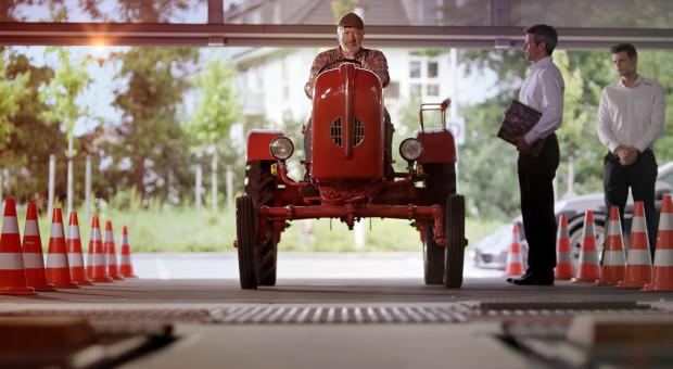 Krótka historia ciągników Porsche