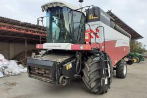 Niemal nowy Rostselmash Acros 595 Plus został wycenione na 650 tys. zł brutto fot. GR