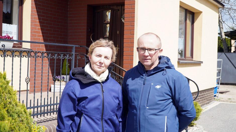Iwona i Sylwester, małżeństwo z Wielkopolski od kilkunastu lat współpracuje z Agri Plus.