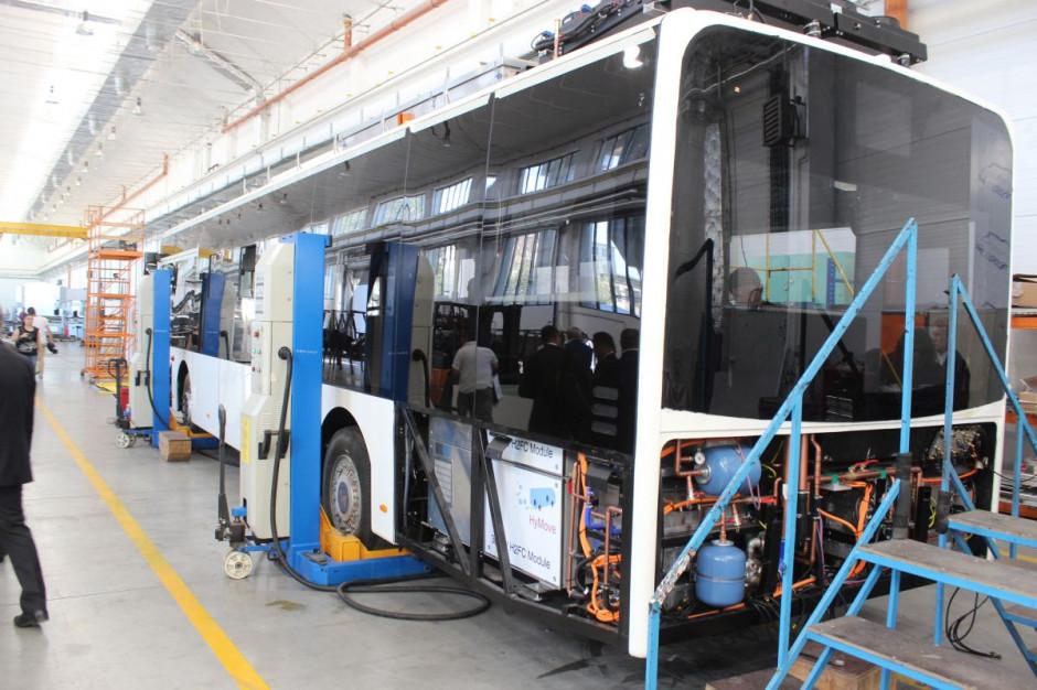 Wypowiedzenie umowy przez Invest-Mot oznacza, że Ursus nie będzie mógł produkować autobusów pod własną marką, fot.kh
