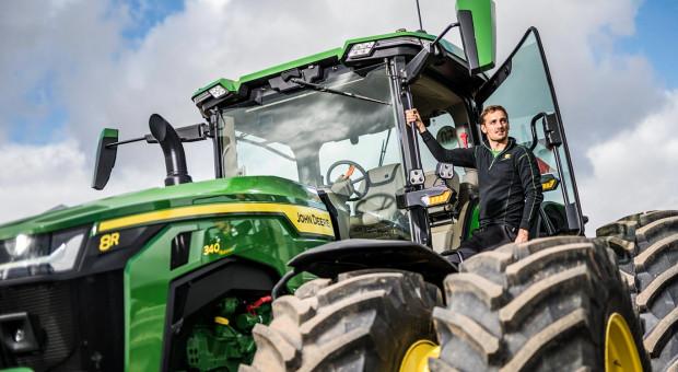 John Deere liderem sprzedaży ciągników w Hiszpanii