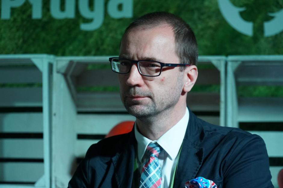 Jacek Strzelecki, ekspert ds. chińskiego rynku rolnego i rolno-spożywczego fot. PTWP