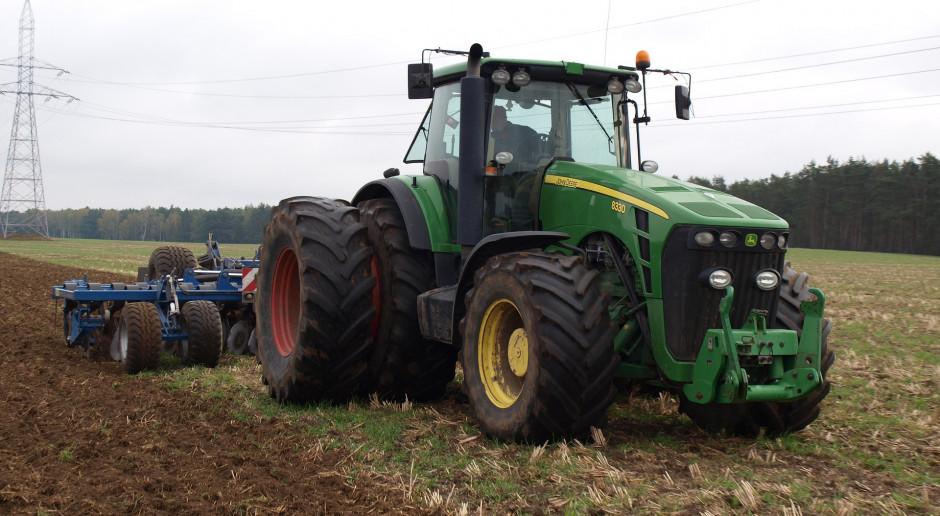 Które maszyny rolnicze trzeba rejestrować?