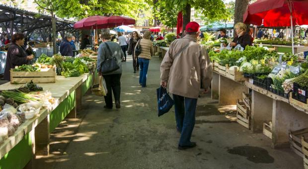 Ceny żywności w kwietniu wyższe niż w marcu o 1,1 proc.