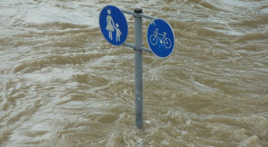 IMGW: wezbrania rzek na Śląsku i w Małopolsce