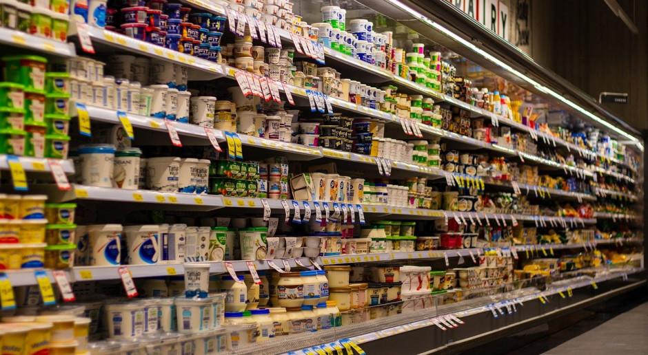 Produkty mleczarskie na GDT nieco tańsze