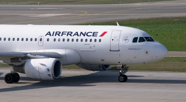 Airbus Air France poleciał do Kanady na oleju jadalnym