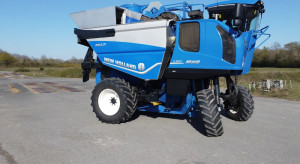 New Holland Braud 11.90X Multi - nowy, uniwersalny kombajn