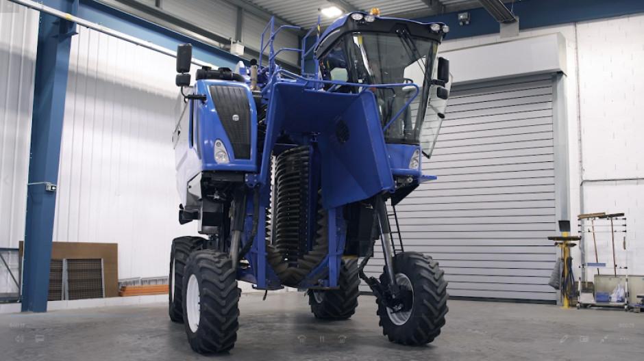 New Holland Braud 11.90X Multi fot. New Holland
