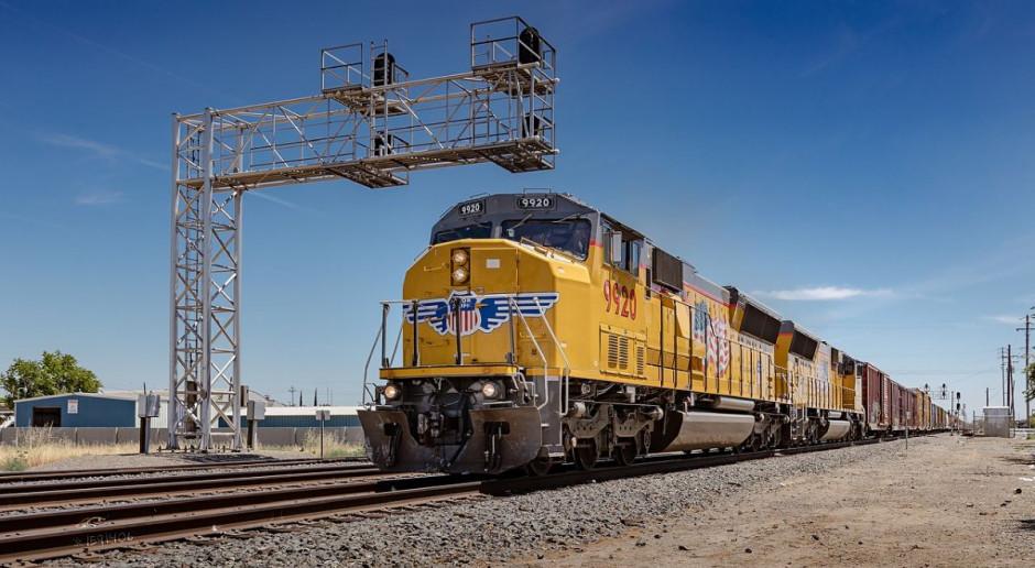 USA: Wykoleił się pociąg z nawozami i chemikaliami