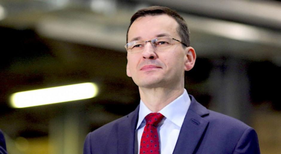 Morawiecki: 34 mld euro na inwestycje rolnicze i rozwój wsi