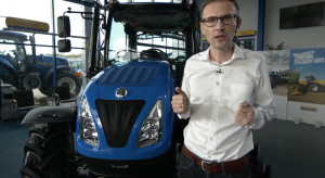 New Holland odświeża serie kompaktowych ciągników T4 i T4S